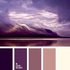 Цветовая палитра 2157 In Color Balance Purple Combinationscombination Colorspurple