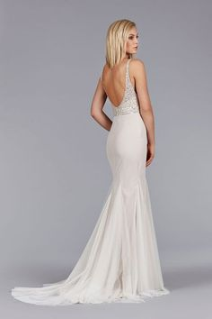 Style 8452  Back View