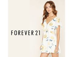Forever 21 Spring Sale  Extra 10-20% Off Purchase (Online Only) Sale (forever21.com)