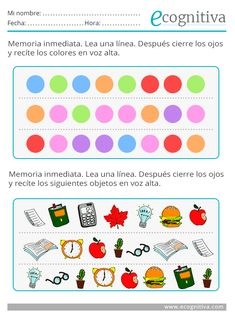 Activities For Adults, Spanish Activities, Brain Activities, Speech Language Therapy, Speech And Language, Visual Perception Activities, Brain Memory, Brain Gym, Social Skills