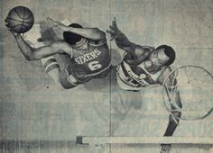 Dr. J Julius Erving vs BigE