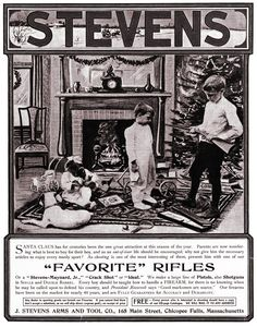 Rifle ad