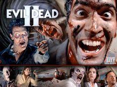 wallpaper evil dead II
