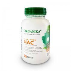 NAC N-Acetil-Cisteina 500mg 90 capsule Shampoo, Personal Care, Allergies, Self Care, Personal Hygiene