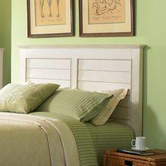 Riverside Furniture Placid Cove Wood Headboard