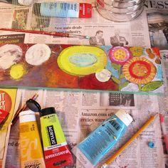 Blog - 29 Black Street: tools & materials Susan Black, Bicycle Store, Freelance Designer, Abstract Pattern, Pattern Design, Design Inspiration, Colours, Street, January
