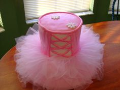 Ballerina cake-  I think I might try this for B's 4th bday!!  She would LOVE IT!!