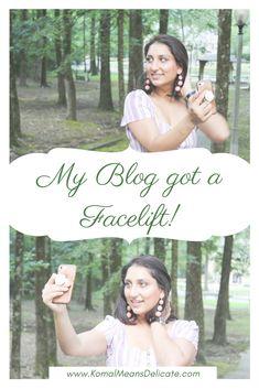 New Blog, Blog Layout, Blog Facelift