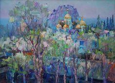 Картины современных импрессионистов - Арт Онлайн Украина   Современная живопись   Картины художников Украины