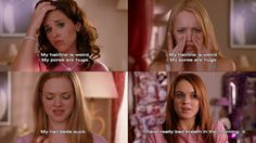 Ah, it's the ten year anniversary of Mean Girls. We learned a lot from this modern classic., you can sit with us. Mean Girl 3, Mean Girls Movie, Mean Girl Quotes, Shia Labeouf, Logan Lerman, Amanda Seyfried, Big Pores, Regina George, Star Wars