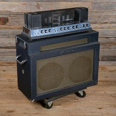 Reverb is a marketplace bringing together a wide-spanning community to buy, sell, and discuss all things music gear. Vintage Rock, Vintage Music, All About That Bass, Bluegrass Music, Bass Amps, Beautiful Guitars, Bass Guitars, Music Film, Vintage Guitars