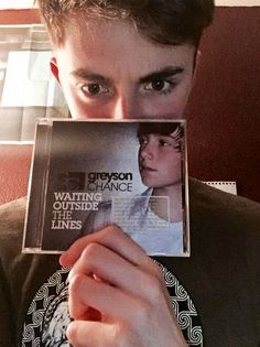 Chance, you need to stop being so zayum hot all the time. Greyson Chance, The Outsiders, Hot, Hipster Stuff