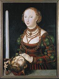 FZB Fotografie & KunstSchätzeVerlag. Lucas Cranach: Judith with the Head of Holfernes