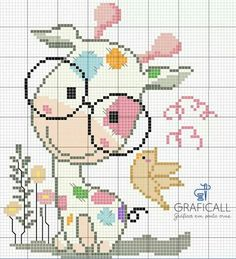 Samantha Menezes a punto croce per bebè,cross Stitch - Samantha Menezes a punto croce per bebè,cross Stitch - Cross Stitch For Kids, Cute Cross Stitch, Cross Stitch Borders, Cross Stitch Alphabet, Cross Stitch Animals, Cross Stitch Flowers, Cross Stitch Kits, Cross Stitch Charts, Cross Stitch Designs