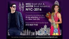 Miss Brazil USA (New York) e Mister America abre inscrições ‹ RadarVip.com