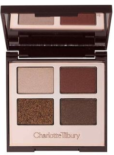 Charlotte Tilbury 'Luxury Palette - The Dolce Vita' Color-Coded Eyeshadow Palette #beauty #products #makeup