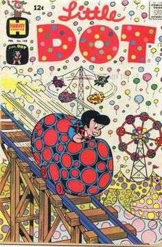 Little Dot comic, Harvey # 109, Feb. 1967