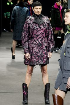 Alexander Wang Fall 2014 Ready-to-Wear Collection Slideshow on Style.com #nyfw #fashionweek #runway