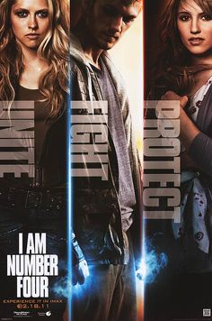 Day 19: A film you thought was totally rubbish. I Am Number Four (2011)