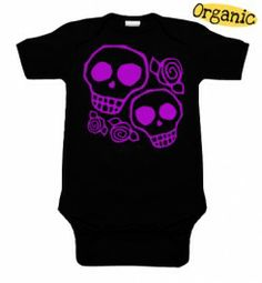 goth baby clothes | ... baby clothes cutesy baby clothes tattoo inspired baby clothes hip
