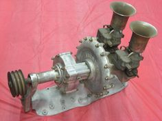 Blower for a Flathead