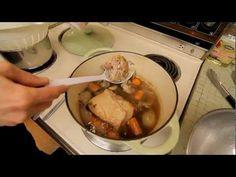 Bob le Chef - Ragoût de boulette - YouTube Cordon Bleu, Le Chef, Mets, C'est Bon, Casserole, Bob, Chicken, Christmas Recipes, Ethnic Recipes