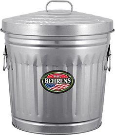 Behrens Manufacturing 6210 Galvanized Steel Trash Can, 10... https://www.amazon.com/dp/B00QFHEWWY/ref=cm_sw_r_pi_dp_x_l0hhybF7A03VW