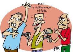 MUNDO LIVE NEWS NOTICIAS: Preso vai à delegacia para reclamar que teve celul...