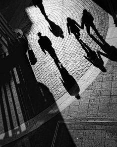 """500px / Photo """"Jeu d'ombres"""" by Eric DRIGNY #blackwhite http://pinterest.com/sucailiu/"""