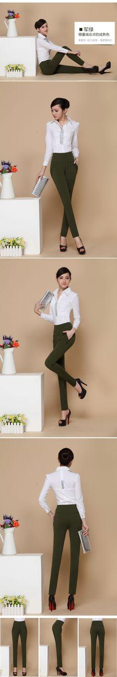 2015 Mode Femmes de Pantalon de Harem Pantalon Pantalon Pour Les Femmes Jeans Leggings S 3XL dans Pantalons et Capris de Femmes de Vêtements et Accessoires sur AliExpress.com | Alibaba Group