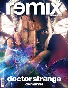 Tapa Remix 222 Doctror Strange | Marvel Studios