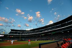 Turner Field- Home of the Braves