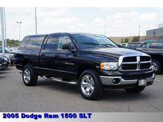 Cars for Sale: Used 2005 Dodge Ram 1500 Truck SLT for sale in SOUTHGATE, MI 48195: Truck Details - 462316232 - Autotrader