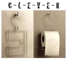 házi wc papír tartó