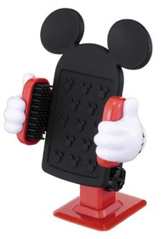 I love sharing things for your car that show your Disney Side! I think a lot of people do this very thing with their car and there is always something new to tempt you to shop for car accessories. Today's Disney discovery is definitely a temptation. Today's Disney discovery is a Mickey Mouse cell phone …