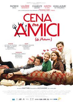 CENA TRA AMICI - film del 2012 diretto da Alexandre de La Patellière e Matthieu Delaporte.