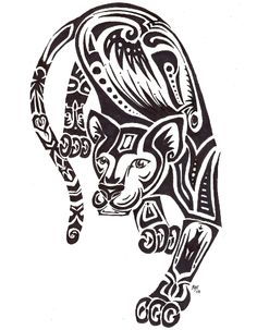 Black panther tattoo idea...possibly. I want it to be different, yet sexy lol