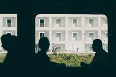 Zurich, Germany, Polaroid Film, Europe, City, Stuttgart, Shadows, Deutsch, Cities