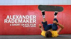 Alexander Rademaker: a Short Skate Film - http://DAILYSKATETUBE.COM/alexander-rademaker-a-short-skate-film/ -   Filmed primarily in Geneva, Switzerland. Film/Edit: http://www.BrettNovak.com http://www.facebook.com/OfficialBrett... Music: http://www.SoftBullets.com - alexander, film, Rademaker, short, skate