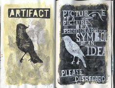 Art Journal/Brian Raszka