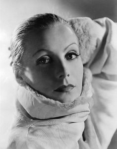 Greta Garbo, 1931, in a photo by Clarence Sinclair Bull