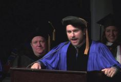 Charlie Day's Merrimack College Commencement Address Is One Of The Best You'll Ever Hear