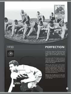 Alabama's 3rd title in 1930 - from the 2016 Alabama Football Media Guide #Alabama #RollTide #BuiltByBama #Bama #BamaNation #CrimsonTide #RTR #Tide #RammerJammer #2016AlabamaFootballMediaGuide