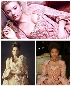 """This costume, designed by Jenny Beavan for """"Casanova"""" was used again in """"A Royal Affair"""" as well as """"Belle.""""  (I wonder what kind of filters they used in ARA?)"""