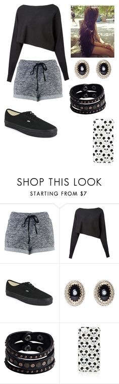 Outfit ♥♥ #BeMyBaby by altxya on Polyvore featuring Crea Concept, Vans, Replay, Givenchy and Topshop
