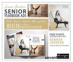 start selling modern and hip senior yearbook ads senior graduation yearbook ads photoshop templates - Senior Yearbook Ad Templates Free