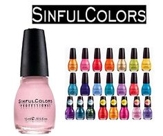 Sinful Colors Finger Nail Polish Color Lacquer Set 16-Piece Collection *** You can find more details by visiting the image link.