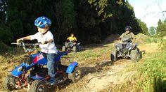 Mini quads, aventura i grans emocions també per als més petits!!!
