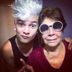 Mi abuela es muy fashion