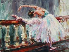 Lyudmila Agrich | Ballet dancer | Tutt'Art@ | Pittura * Scultura * Poesia * Musica |